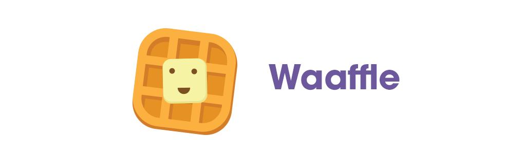 Waaffle logo
