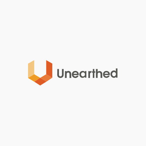 Unearthed Logo