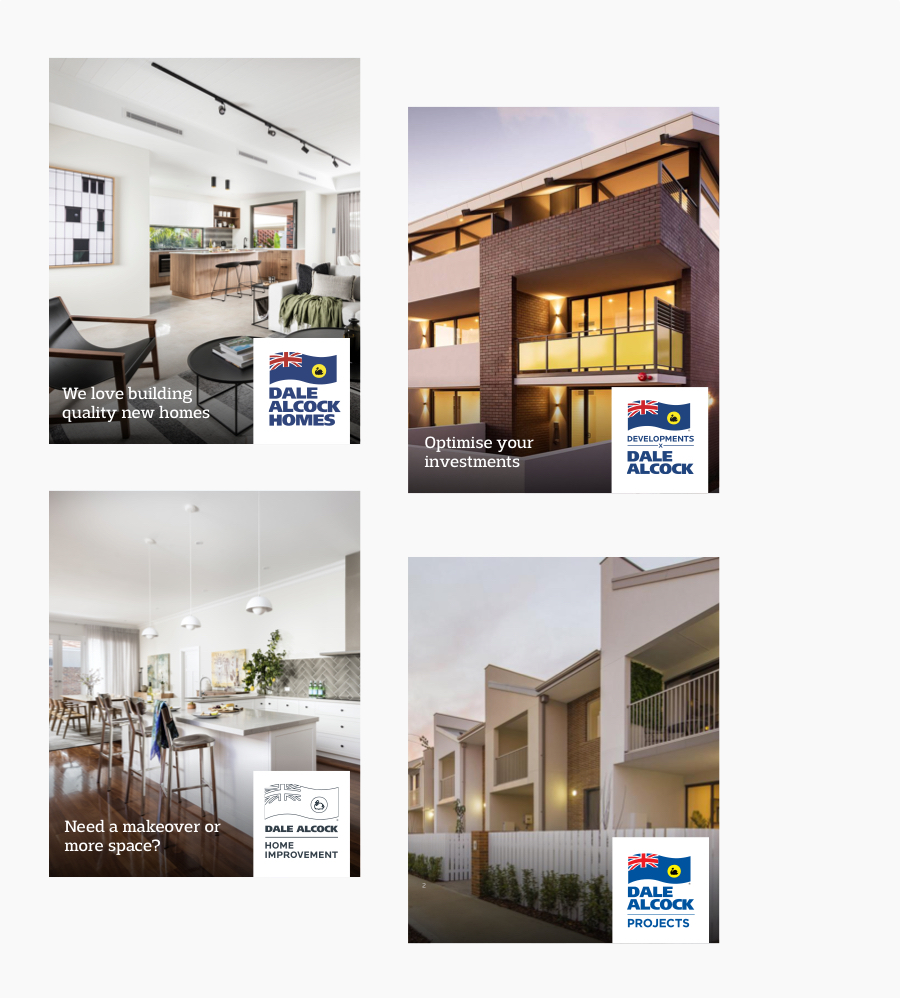 Dale Alcock Homes Case Study Humaan World Class Digital Products