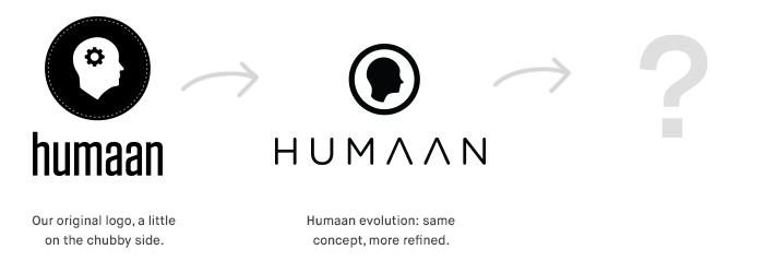 Previous Humaan Logos