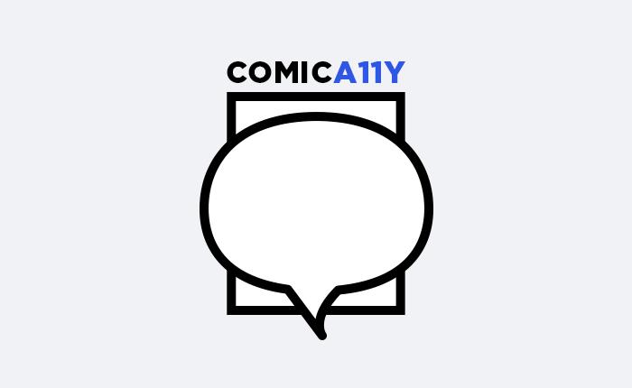 ComicA11y logo
